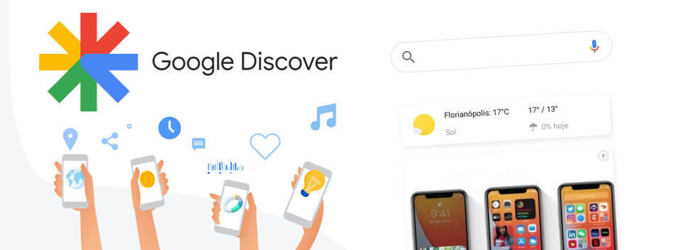 google discover busca organica