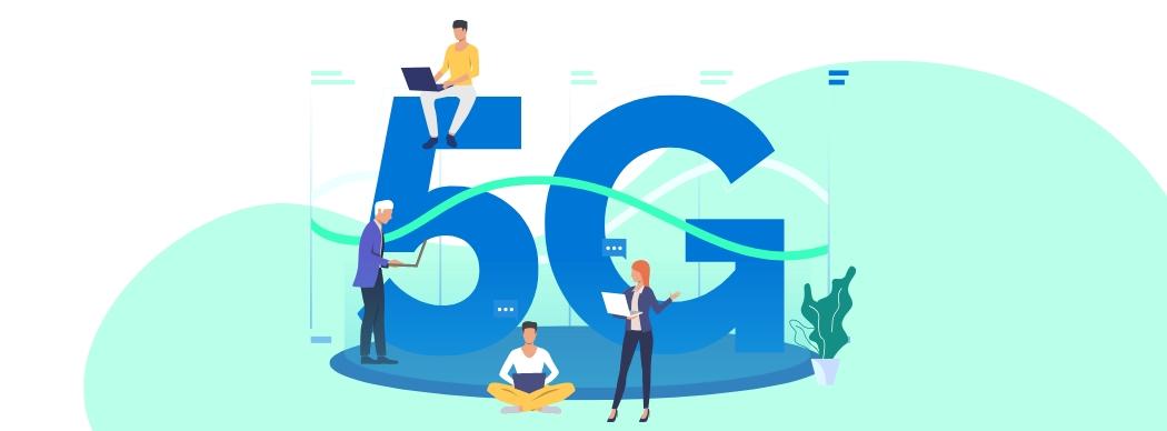 Conexões 5G: Uma nova era tecnológica está chegando