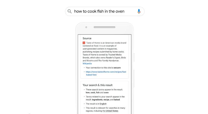 Update Google e seus novos fatores de busca